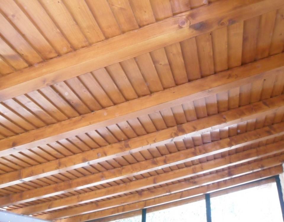 Revestimentos de Paredes e Tectos, madeiramentos